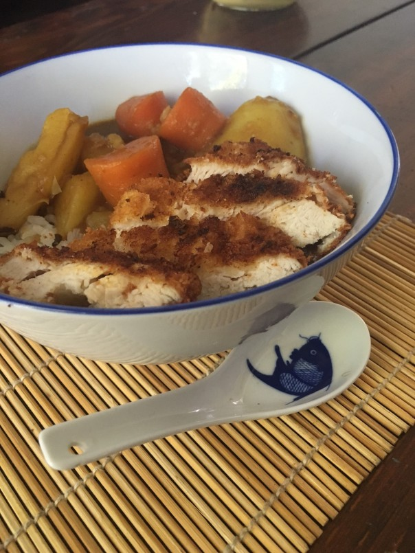chicken-curry-katsu-don